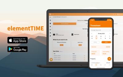 elementTIME release – 9.2 Expected Hours